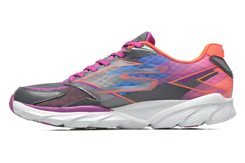 Sport shoes Skechers Go Run Ride 4 13998 Multicolor front view