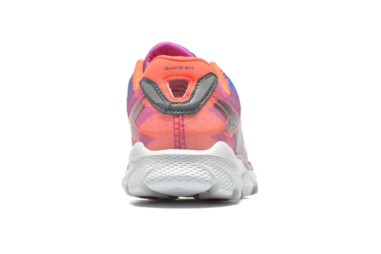 Chaussures de sport Skechers Go Run Ride 4 13998 Multicolore vue droite