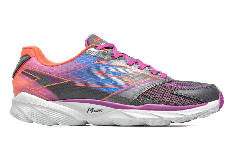 Sport shoes Skechers Go Run Ride 4 13998 Multicolor back view
