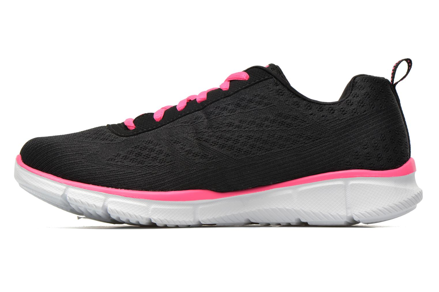 Baskets Skechers Equalizer True Form 11891 Noir vue face