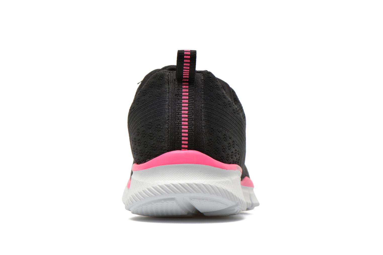 Sneaker Skechers Equalizer True Form 11891 schwarz ansicht von rechts