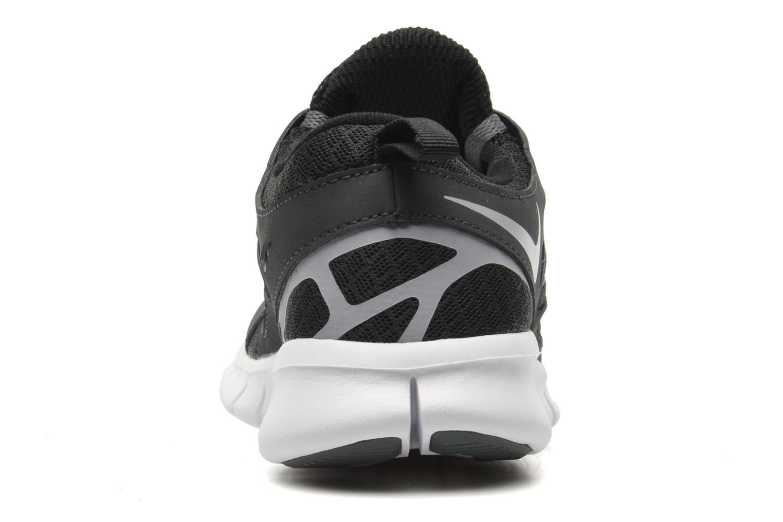 Sneaker Nike NIKE FREE RUN 2 (GS) schwarz ansicht von rechts