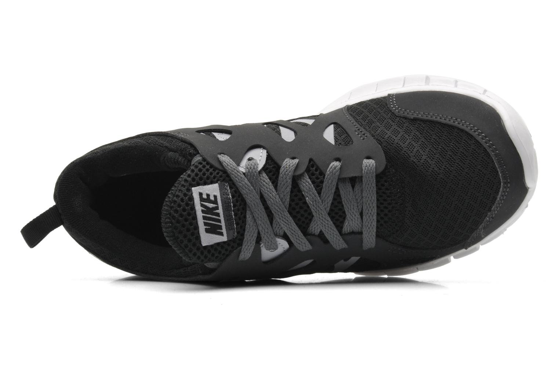 Sneaker Nike NIKE FREE RUN 2 (GS) schwarz ansicht von links