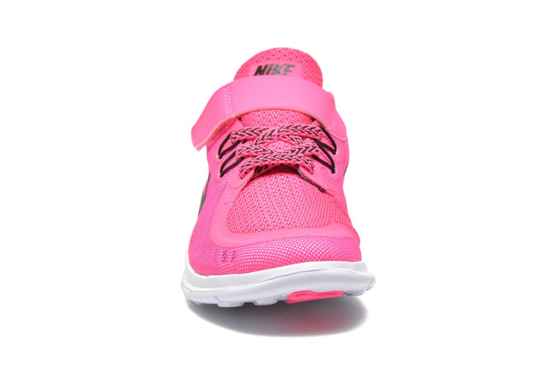Sneaker Nike NIKE FREE 5 (PSV) rosa schuhe getragen