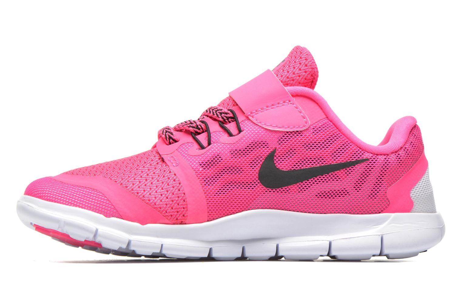 Trainers Nike NIKE FREE 5 (PSV) Pink front view