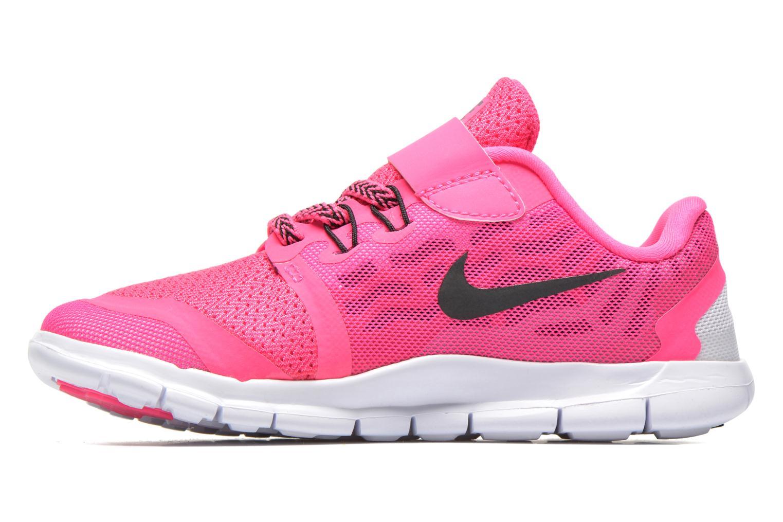 Sneaker Nike NIKE FREE 5 (PSV) rosa ansicht von vorne