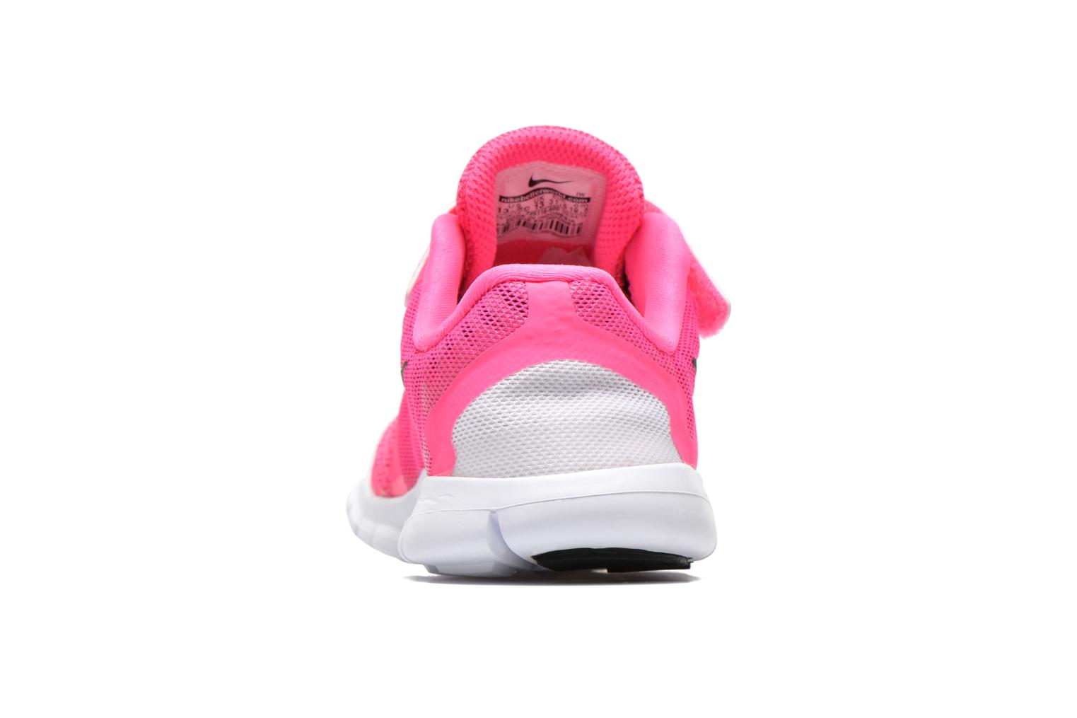 Trainers Nike NIKE FREE 5 (PSV) Pink view from the right