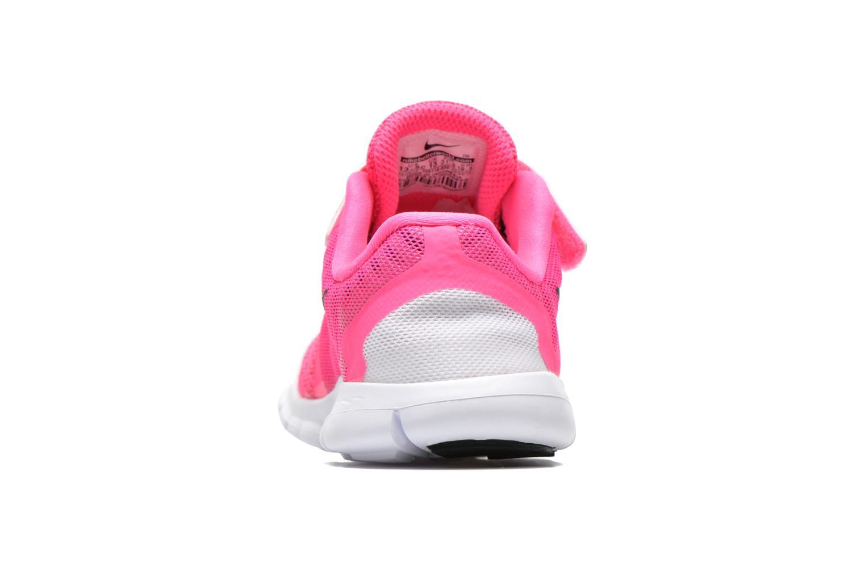 Sneaker Nike NIKE FREE 5 (PSV) rosa ansicht von rechts