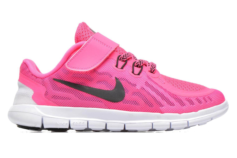 Sneaker Nike NIKE FREE 5 (PSV) rosa ansicht von hinten