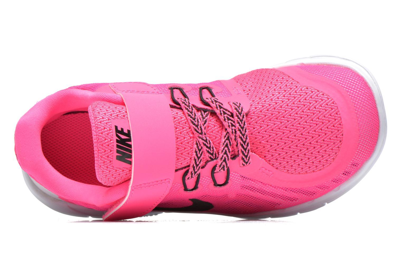 Sneaker Nike NIKE FREE 5 (PSV) rosa ansicht von links