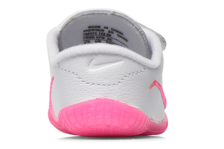 Sneakers Nike NIKE WAFFLE 1 (CBV) Wit rechts