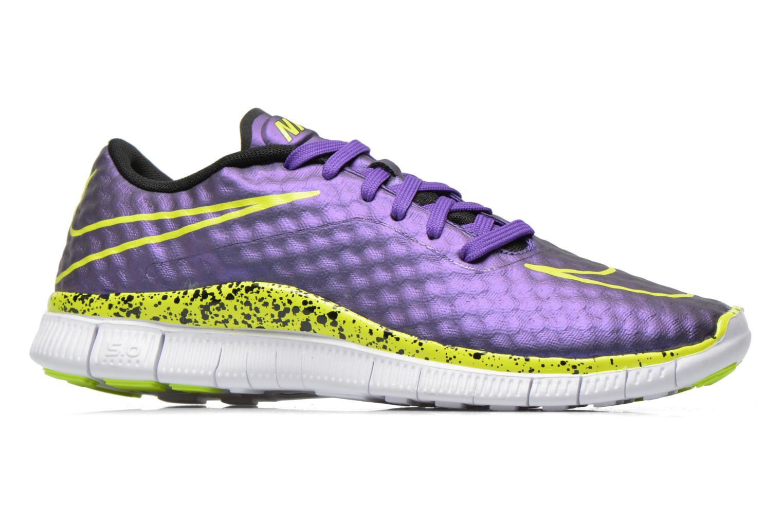 Baskets Nike NIKE FREE HYPERVENOM (GS) Violet vue derrière