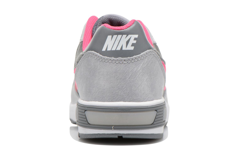 Baskets Nike NIKE NIGHTGAZER (GS) Gris vue droite