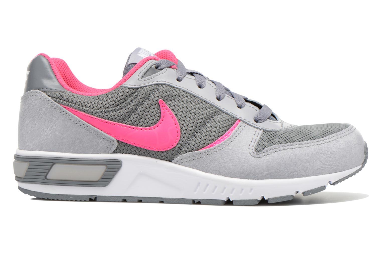 Sneakers Nike NIKE NIGHTGAZER (GS) Grijs achterkant