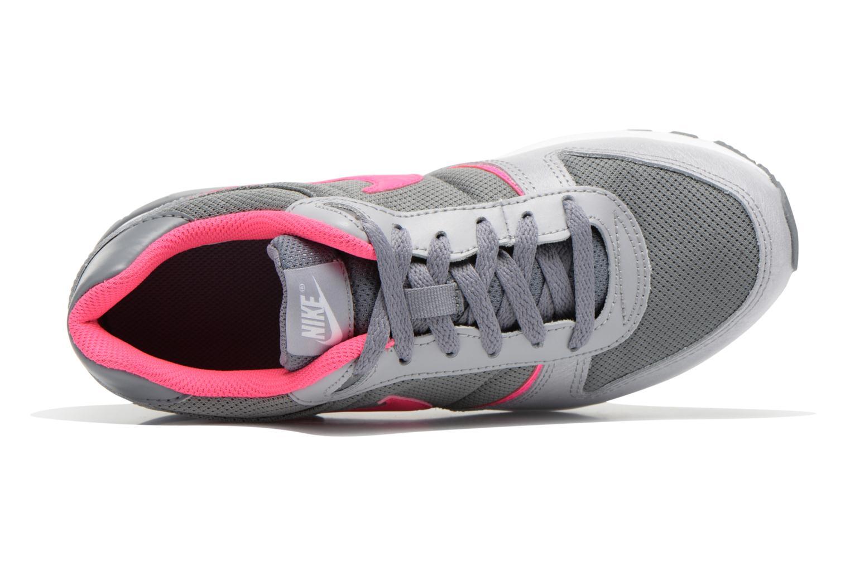 Baskets Nike NIKE NIGHTGAZER (GS) Gris vue gauche