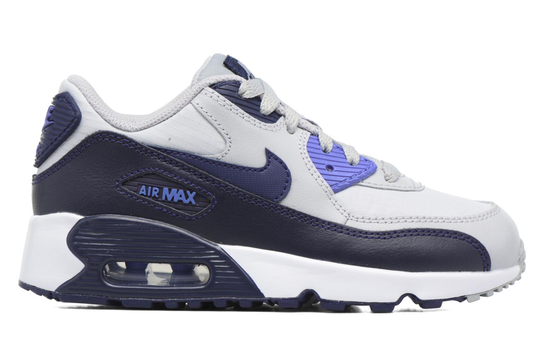 NIKE AIR MAX 90 MESH (PS) Wolf Grey/Binary Blue-Comet Blue-White