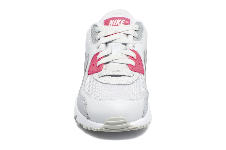 Deportivas Nike NIKE AIR MAX 90 MESH (PS) Gris vista del modelo