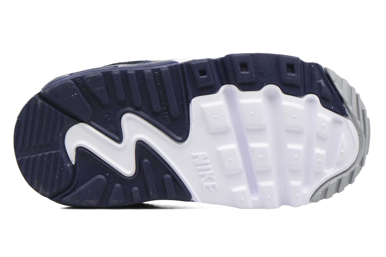 Baskets Nike NIKE AIR MAX 90 MESH (TD) Gris vue haut