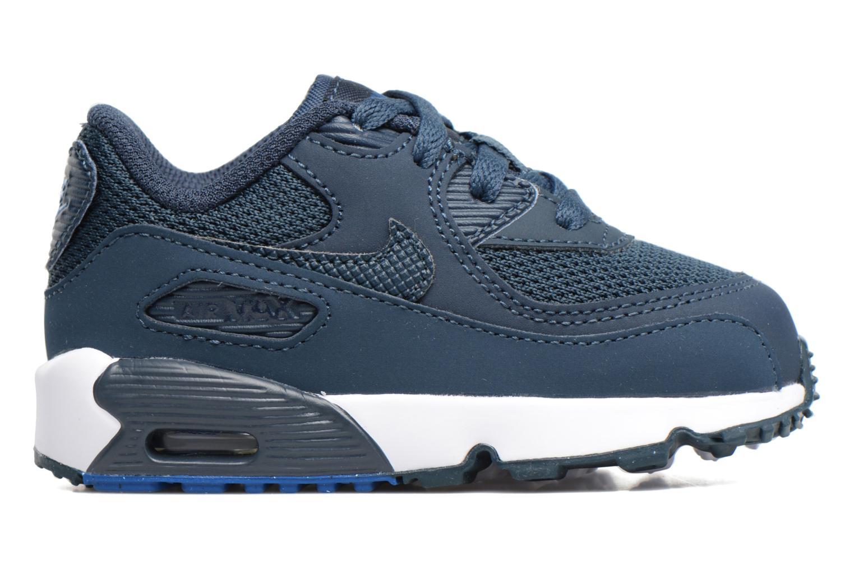 Sneaker Nike NIKE AIR MAX 90 MESH (TD) blau ansicht von hinten