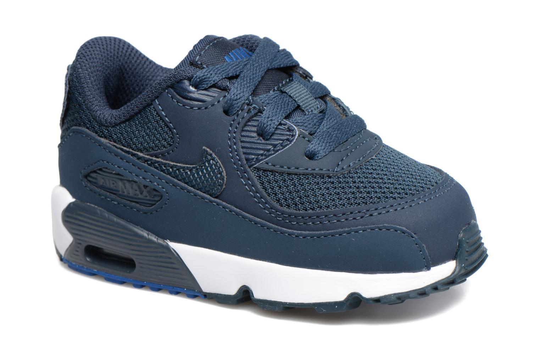 Sneaker Nike NIKE AIR MAX 90 MESH (TD) blau detaillierte ansicht/modell