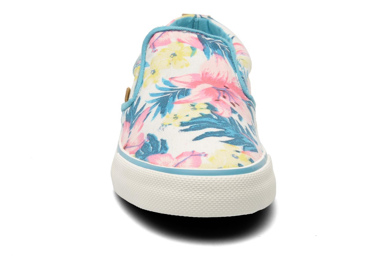 Baskets Pepe jeans Traveler Multicolore vue portées chaussures