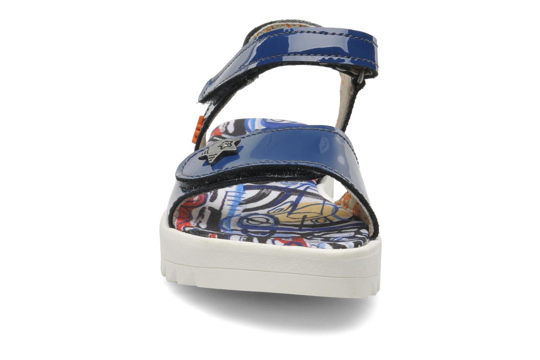 Sandales et nu-pieds Art A311 Atenas Bleu vue portées chaussures