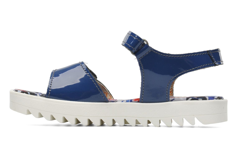Sandales et nu-pieds Art A311 Atenas Bleu vue face
