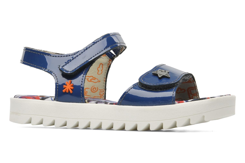Sandales et nu-pieds Art A311 Atenas Bleu vue derrière