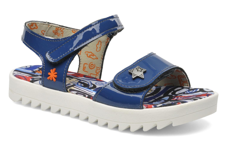 Sandales et nu-pieds Art A311 Atenas Bleu vue détail/paire
