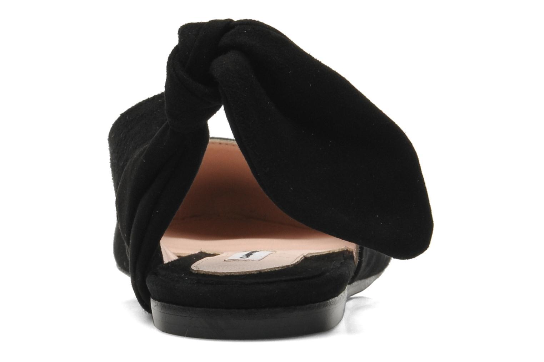 Carvin Chèvre velours noir