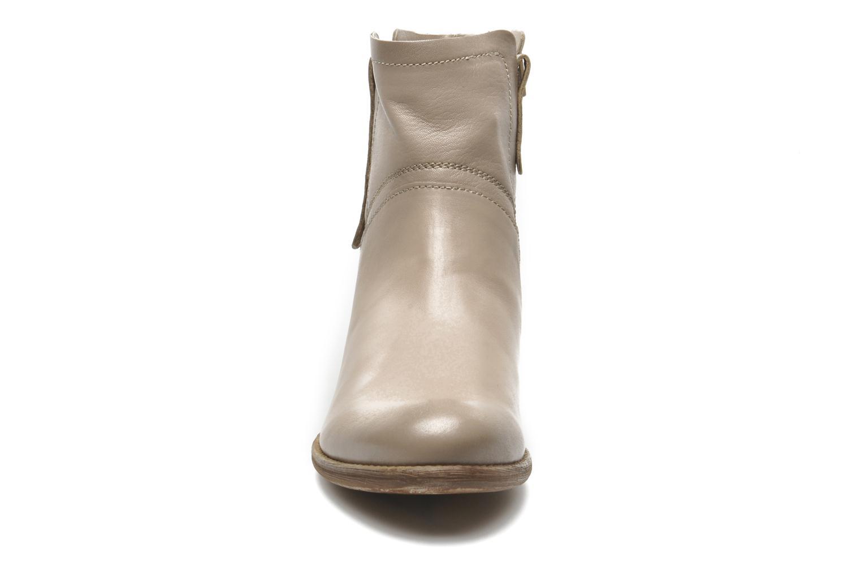 Stiefeletten & Boots Manas Malici beige schuhe getragen