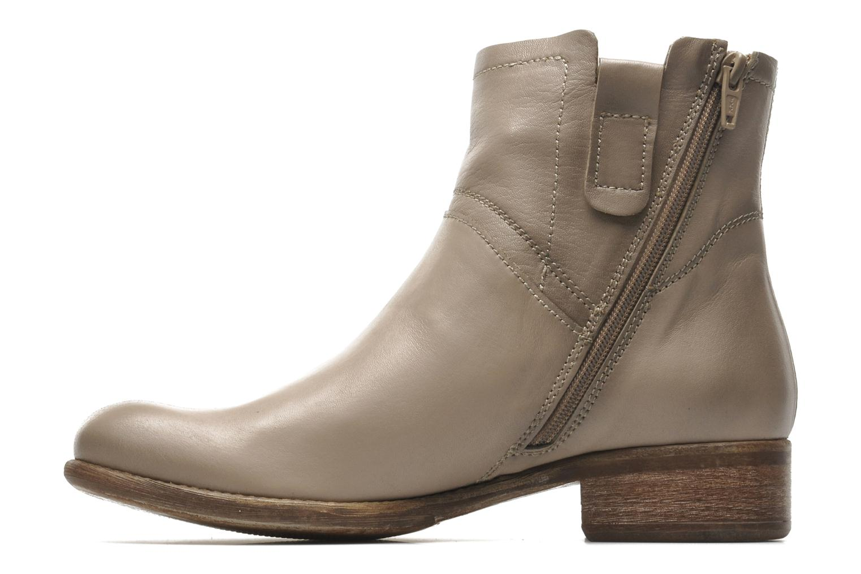 Boots en enkellaarsjes Manas Malici Beige voorkant