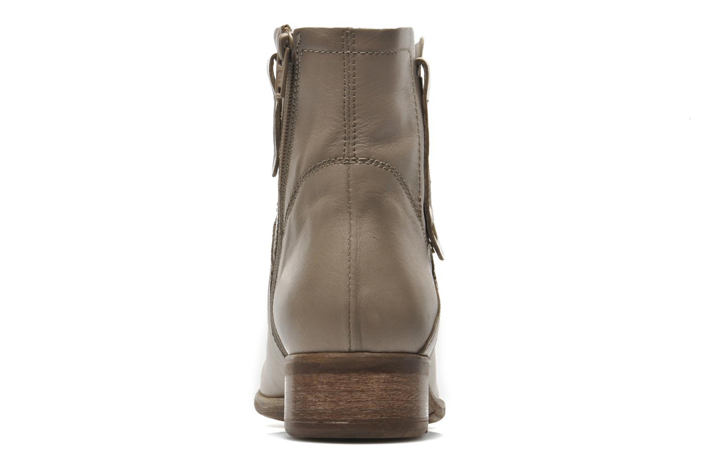 Stiefeletten & Boots Manas Malici beige ansicht von rechts