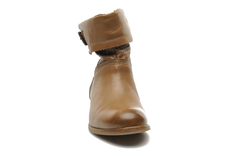 Bottines et boots Manas Maecom Marron vue portées chaussures