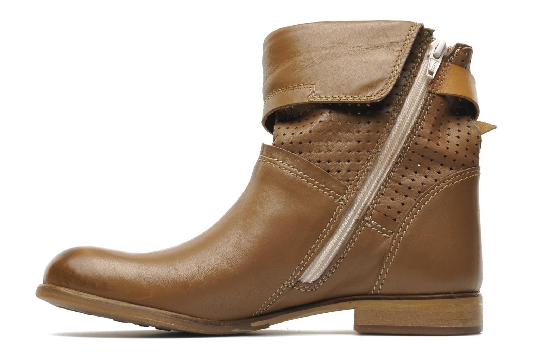Boots en enkellaarsjes Manas Maecom Bruin voorkant