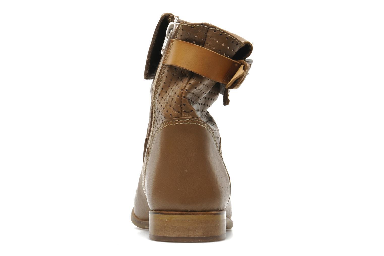 Bottines et boots Manas Maecom Marron vue droite