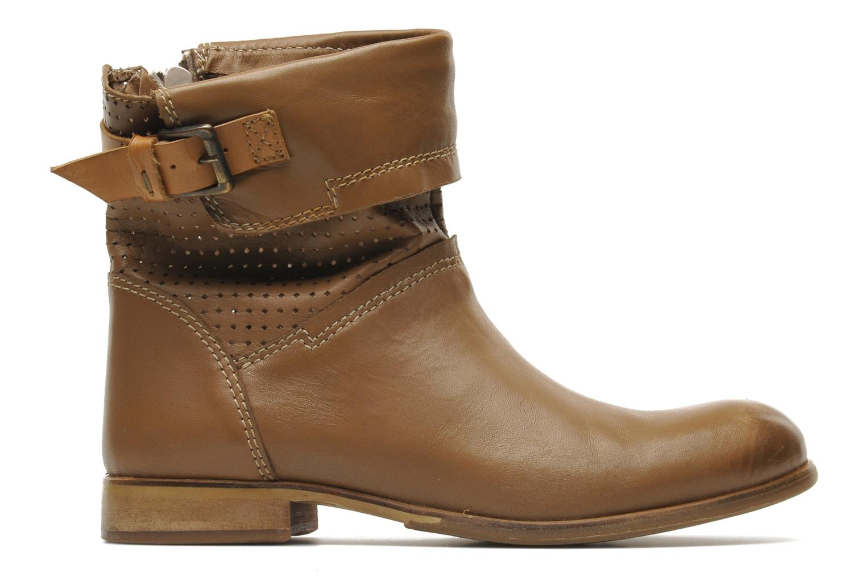 Boots en enkellaarsjes Manas Maecom Bruin achterkant
