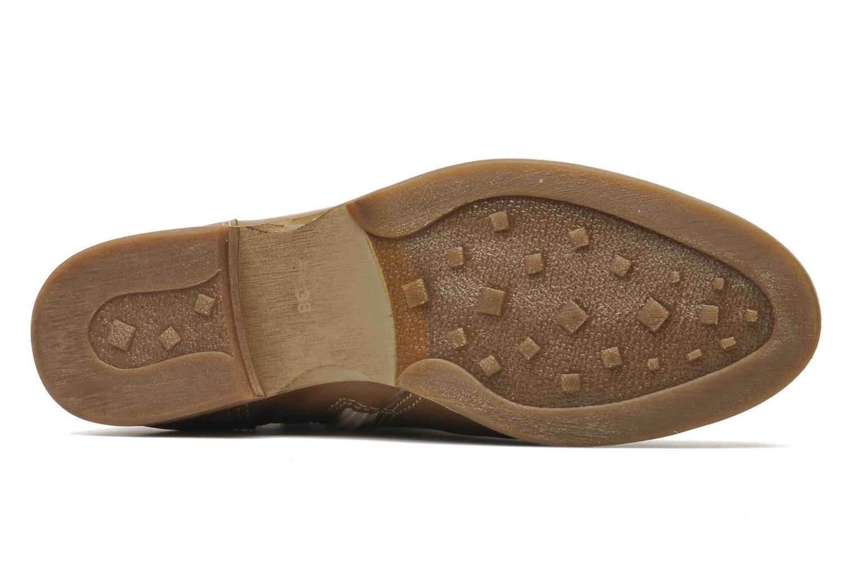 Bottines et boots Manas Maecom Marron vue haut