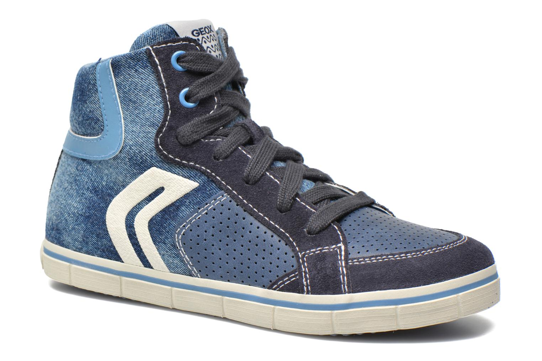 Sneaker Geox J Kiwi B. D J52A7D blau detaillierte ansicht/modell