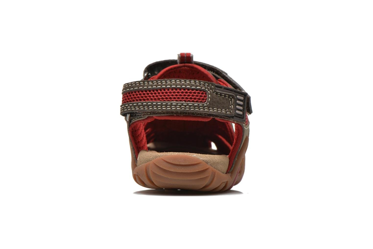 J Sand Kraze G J5224G Brown/red