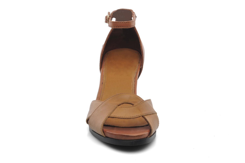 Sandales et nu-pieds Neosens Moll 487 Marron vue portées chaussures
