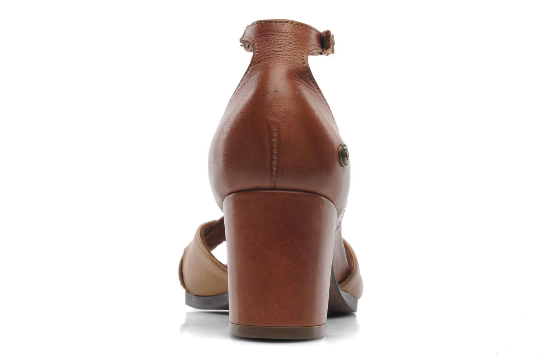 Sandales et nu-pieds Neosens Moll 487 Marron vue droite