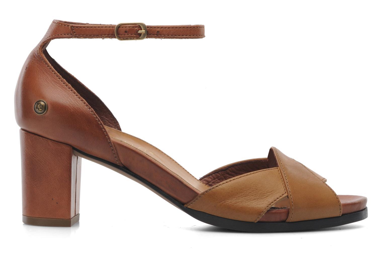 Sandales et nu-pieds Neosens Moll 487 Marron vue derrière