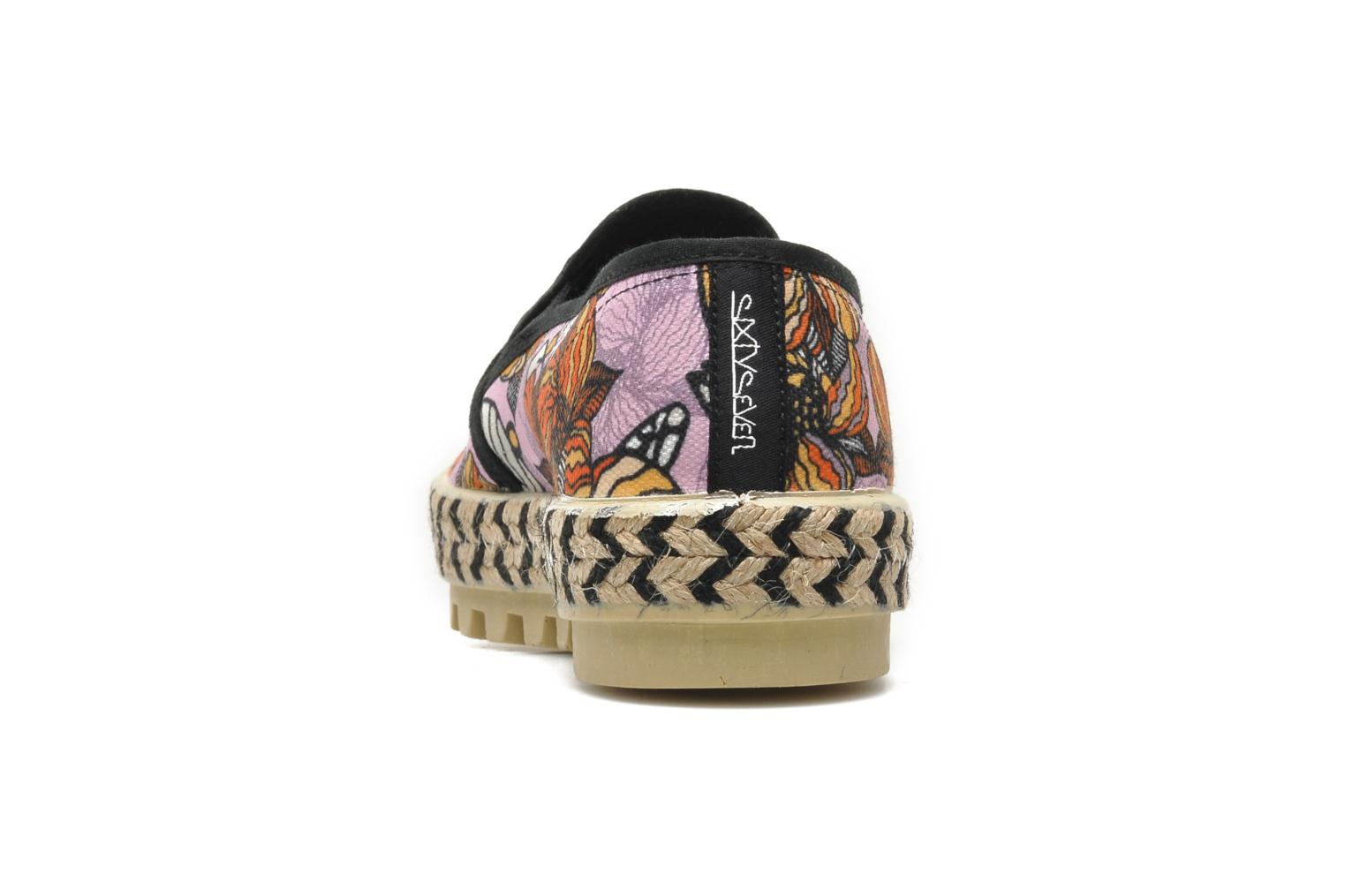 Trainers Sixty Seven Dina Multicolor view from the right
