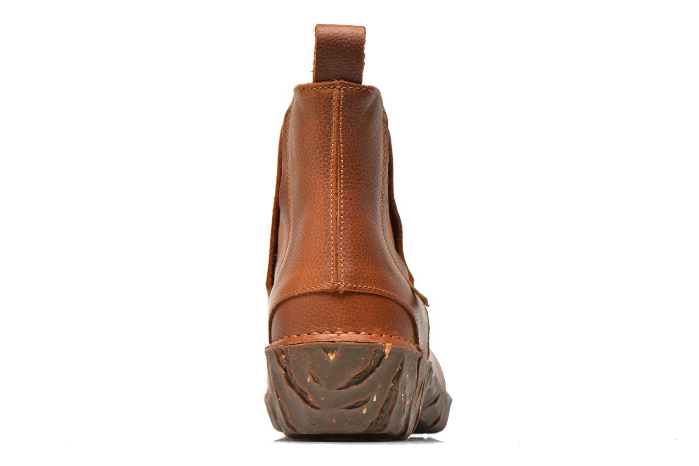 Bottines et boots El Naturalista Yggdrasil N158 Marron vue droite