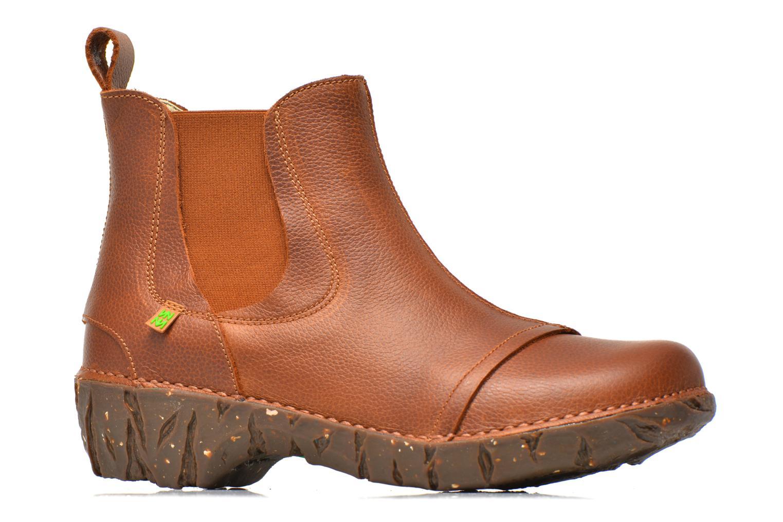 Bottines et boots El Naturalista Yggdrasil N158 Marron vue derrière