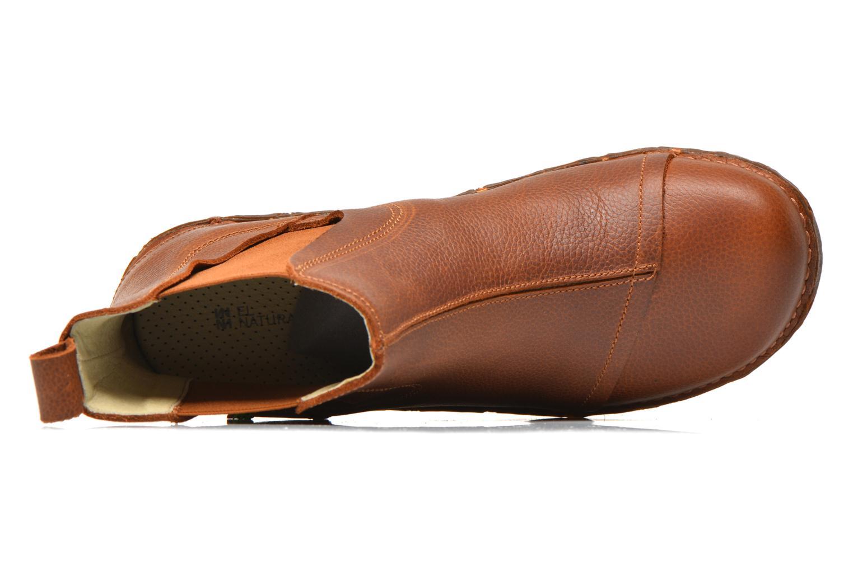Bottines et boots El Naturalista Yggdrasil N158 Marron vue gauche