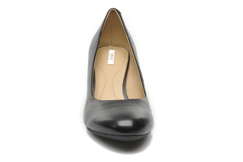 Escarpins Geox D MARIELE MID B D32T7B Noir vue portées chaussures