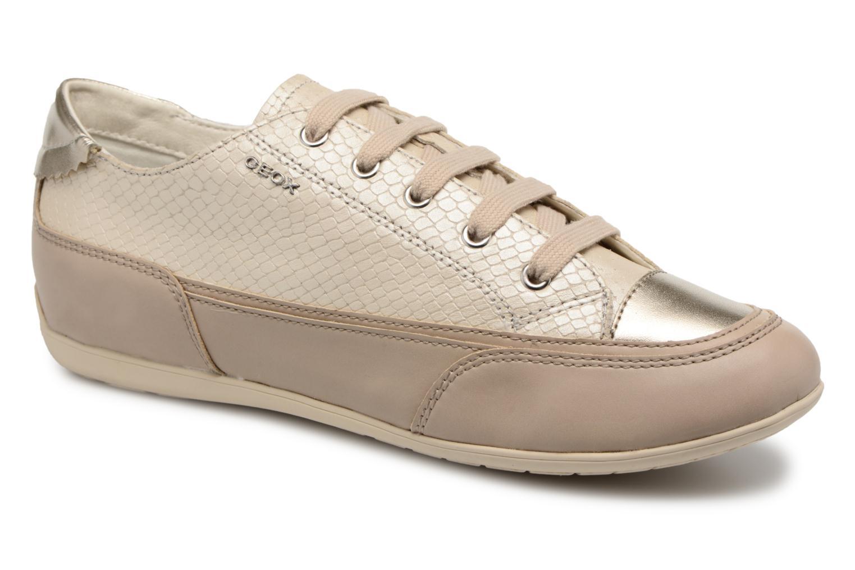 ZapatosGeox D NEW MOENA D D5260D (Beige) - Deportivas  zapatos  Los últimos zapatos  de descuento para hombres y mujeres 5be34a