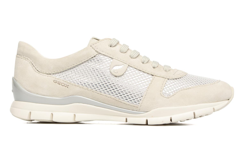 Sneakers Geox D SUKIE A D52F2A Beige immagine posteriore